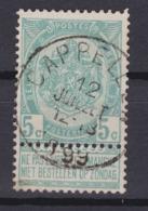 N° 56 CAPPELLEN - 1893-1907 Wappen