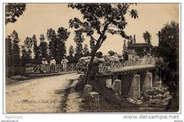 01 Saint DIDIER SUR CHALARONNE - Pont (attelage Beau Plan) - Non Classés
