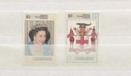 Jamaica 1983 Royal Visit  Set MNH - Jamaica (1962-...)