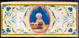 JUGOSLAVIA - TOILET SOAPMARKERS  BOX  MERIMA  KRUŠEVAC For CHILDREN - Cc 1960 - Beauty Products