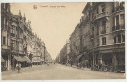 Leuven - Louvain - Avenue Des Alliés - Leuven