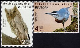 Turkey - 2019 - Europa CEPT - National Bird - Mint Stamp Set - 1921-... Republic