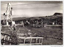 Carte Postale  25.  Mont-d'Or  Parc D'enfants Et Le Télésiège - Non Classés