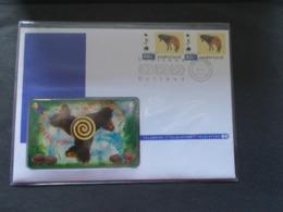 PAYS - BAS  -  Telebrief / Teleletter - NEUVE DANS L' Encart D'origine Année 1997  Emis Par La Poste - Voir Photo ( 3 ) - Nederland