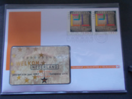 PAYS - BAS  -  Telebrief / Teleletter - NEUVE DANS L' Encart D'origine Année 1997  Emis Par La Poste - Voir Photo ( 5 ) - Nederland