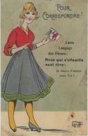 CPA - Illustrateur GRIFF - Humour - Griff