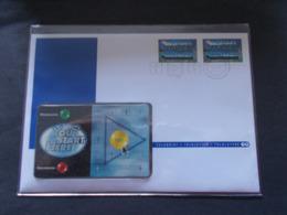 PAYS - BAS  -  Telebrief / Teleletter - NEUVE DANS L' Encart D'origine Année 1997  Emis Par La Poste - Voir Photo ( 8 ) - Nederland
