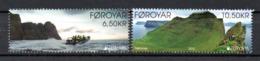 Europa CEPT 2012 Feroe Foroyar Faroe MNH - 2012