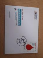 Argentine FDC, Don De Sang - Geneeskunde
