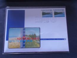 PAYS - BAS  -  Telebrief / Teleletter - NEUVE DANS L' Encart D'origine Année 1998  Emis Par La Poste - Voir Photo ( 11 ) - Nederland