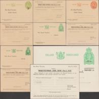 Nouvelle Zélande Vers 1950 / 1960. 5 Entiers Postaux De Service. Enseignement Obligatoire, Enregistrement Des élèves - Childhood & Youth