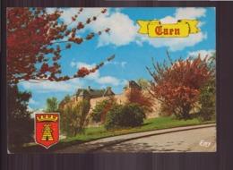 CAEN LES REMPARTS DU CHATEAU 14 - Caen