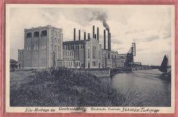 Geertruidenberg - Electrische Centrale - Kraftwerk - Ca. 1925 - Geertruidenberg