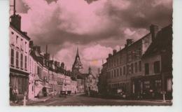 BRETEUIL SUR ITON - La Rue Aristide Briand - Breteuil