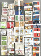 Monde Sauf France : 7000 Timbres En Bottes Par Multiples De 10 - Timbres