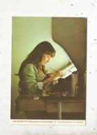 Cp, Métier ,artisanat , Fabrication De Carte Postale : La Photogravure , La Retouche,club Neudin N° 8,vierge - Artisanat
