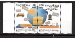 Europa CEPT 2013 Albania Shqiperia MNH - 2013