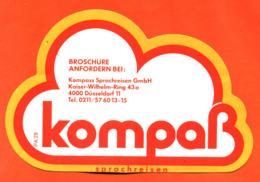 "Autocollant "" Kompab "" - Stickers"