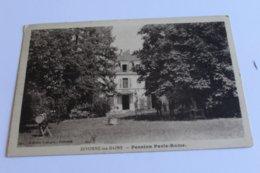 Divonne Les Bains - Pension Paris-rome - 1927 - Divonne Les Bains