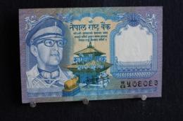 105  /   Banconota Re 1 Nepal /  N° - Nepal
