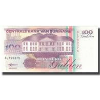 Surinam, 100 Gulden, 1998, 1998-02-10, KM:139a - Surinam