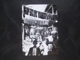 Afghanistan - Carte Postale De Kaboul - La Rue Des Teinturiers (laine) - Afghanistan