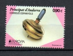 Europa CEPT 2015 Spanish Andorra MNH - Europa-CEPT