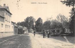CPA 60 SARNOIS RUE DE DARGIES - France