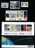 Tintin Sur La Lune – Belgique Et Pays Bas - Comics