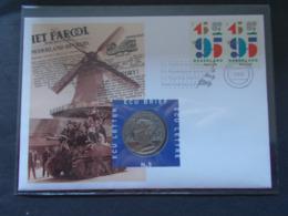PAYS BAS -    ECU BRIEF / ECU LETTER   N°  1508  Années 1995   - Voir Photo  ( 25 ) - FDC