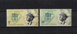 BURUNDI , 1962 , Oo , Used , Gestempelt , Mi.Nr. 40 A - 41 A - Burundi