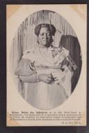 CPA Madagascar Afrique Noire Non Circulé Biano Reine Royalty - Madagascar