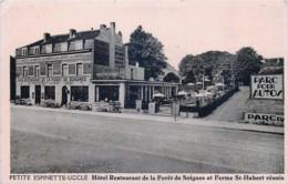 Bruxelles - Uccle - Petite Espinette - Hôtel-Restaurant De La Forêt De Soignes Et Ferme St-Hubert Réunis - Ukkel - Uccle