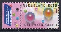 """Nederland - 18 Oktober 2019 - """"Gewoontjes"""" - Knikkers/taws/Murmeln/des Billes - MNH - Zegel 5 - Kindertijd & Jeugd"""