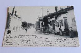 Divonne Les Bains - La Rue - 1902 - Divonne Les Bains