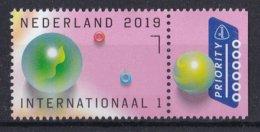 """Nederland - 18 Oktober 2019 - """"Gewoontjes"""" - Knikkers/taws/Murmeln/des Billes - MNH - Zegel 6 - Childhood & Youth"""