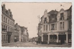 SAINT QUENTIN RUE DE L'ISLE CAFE TABAC PUB BIERE DES DEUX CIGOGNES SOLEAU  EN 1956 - Saint Quentin