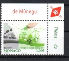 Europa CEPT 2016 Monaco MNH - Europa-CEPT