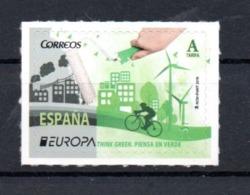 Europa CEPT 2016 Spain MNH - 2016
