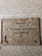 Album Photo 11 Eme Régiment D'artillerie Belge - Libri, Riviste & Cataloghi