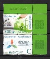 Europa CEPT 2016 Kazakhstan MNH - Europa-CEPT