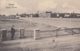PARMA-LUNGO PARMA-CARTOLINA VIAGGIATA IL 19-9-1907 - Parma
