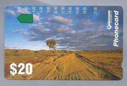 AU.- Telecom Phonecard $20. Landscape. Australia AUSTRALIË. 0031710603 - Landschaften