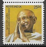 India - 2009- MAHATMA GANDHI- SPECIAL DEFINITIVE Issue- MNH- RARE - Mahatma Gandhi