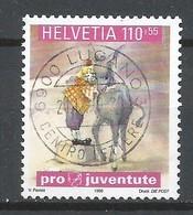 Schweiz Mi. Nr.: 1704 Vollstempel (szv90er) - Schweiz