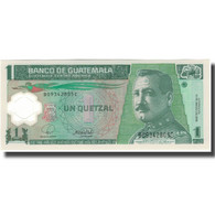 Billet, Guatemala, 1 Quetzal, 2008, 2008-03-12, KM:109, NEUF - Guatemala