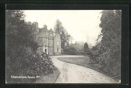 Pc Edmondsham, House, Auffahrt Zum Anwesen - England