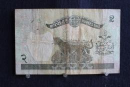 113 /  Népal  - 2 Rupees Two  /  N°? - Nepal