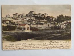 C. P. A. Couleur : SMYRNE ( Banlieue) BAIRACLI, Timbre En 1912 - Turquie
