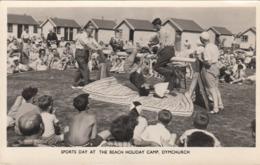 DYMCHURCH - Sports Day At The Beach Holiday Camp, Fotokarte Gel.1959? - Sonstige